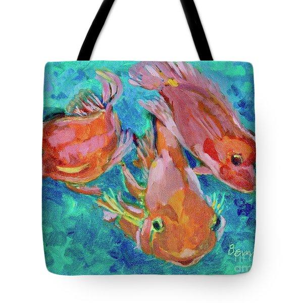 Ramshead Goldfish Tote Bag