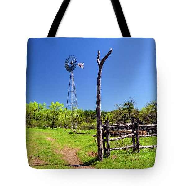 Ranch At Click Gap II Tote Bag