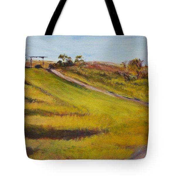 Ranch Entrance Tote Bag