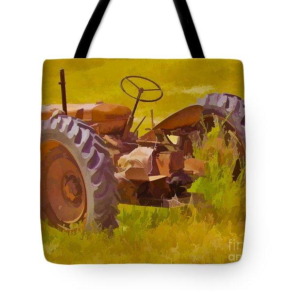 Ranch Hand Tote Bag
