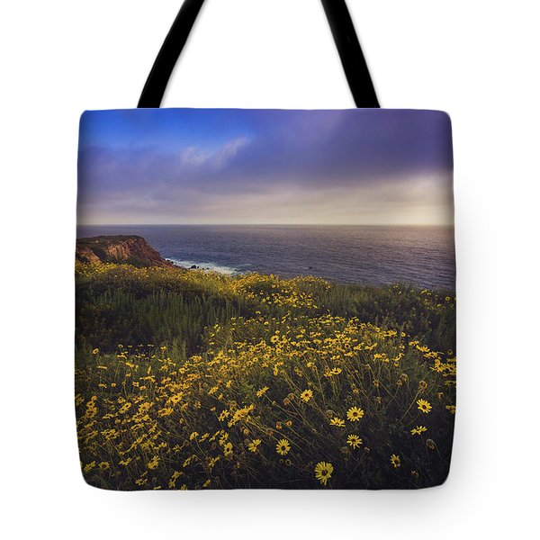 Rancho Palos Verdes Super Bloom Tote Bag
