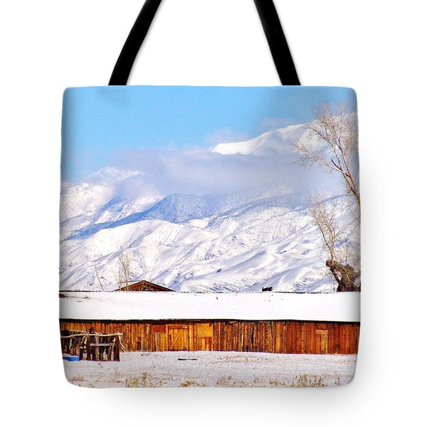 Ranchstyle Tote Bag