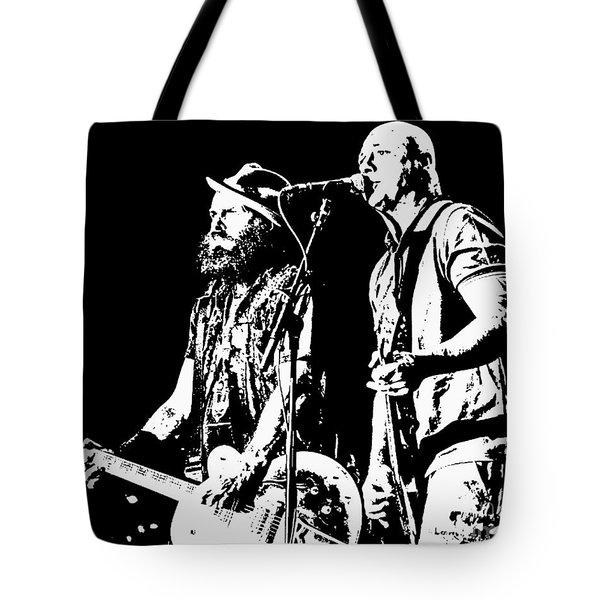 Rancid - Lars And Tim Tote Bag