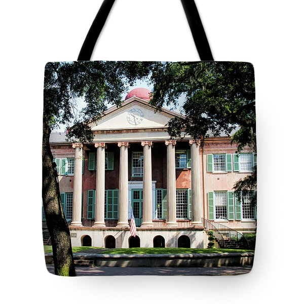 Randolph Hall Tote Bag