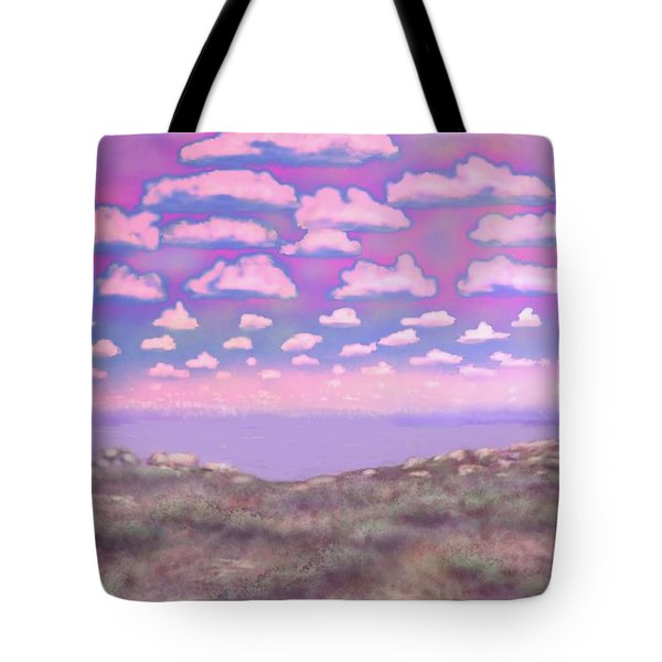 Tote Bag featuring the digital art Randolph Scott by Kerry Beverly