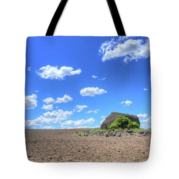 Random Rocks Tote Bag