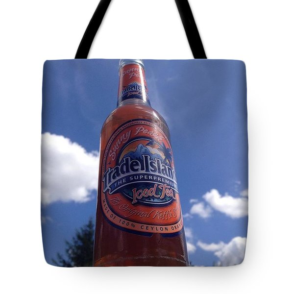 Mighty Bottle Tote Bag