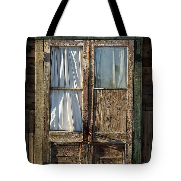 Randsburg Door No. 1 Tote Bag