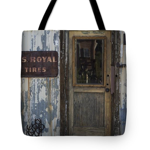 Randsburg Door No. 2 Tote Bag