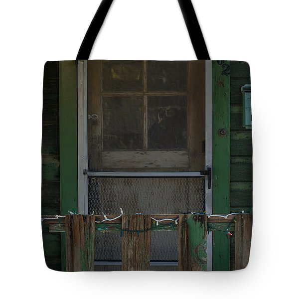 Randsburg Door No. 3 Tote Bag