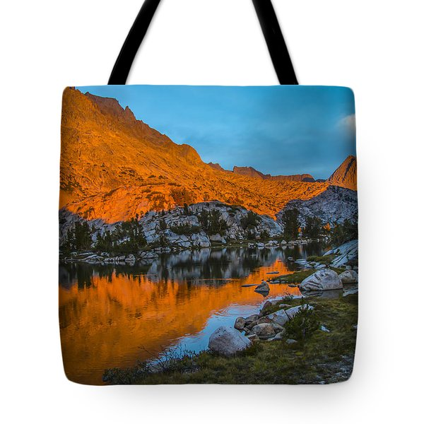 Range Of Light Tote Bag