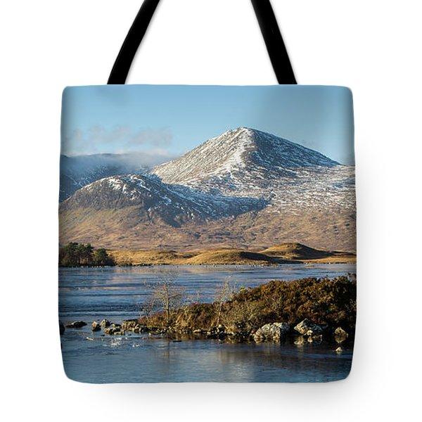 Rannoch Moor, Scotland Tote Bag