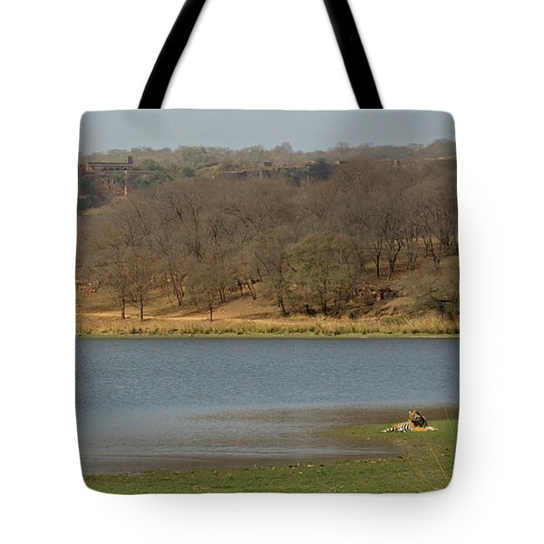 Ranthambore National Park Tote Bag