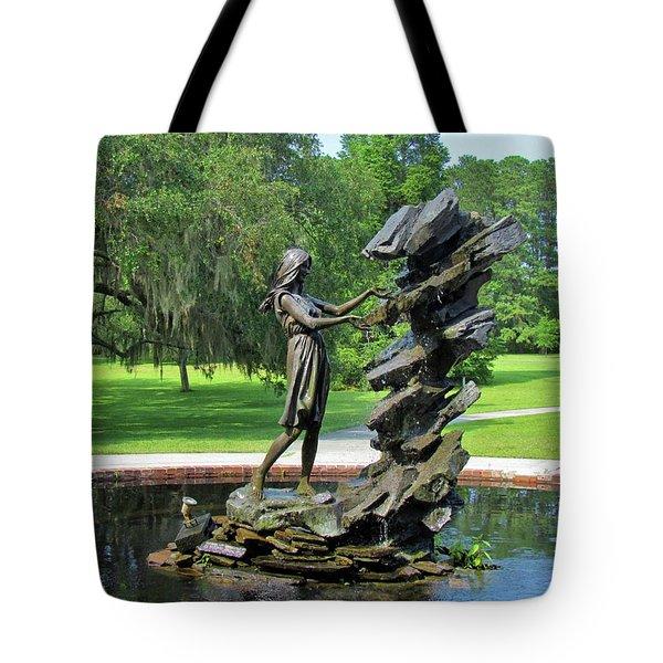 Raphell Tote Bag