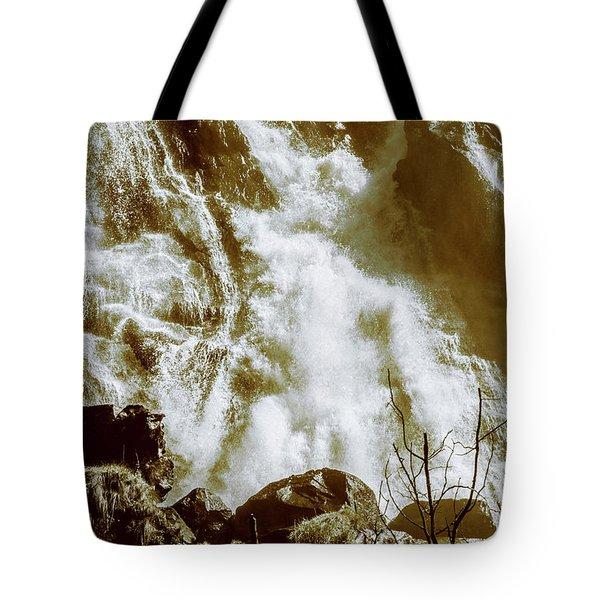 Rapid River Tote Bag
