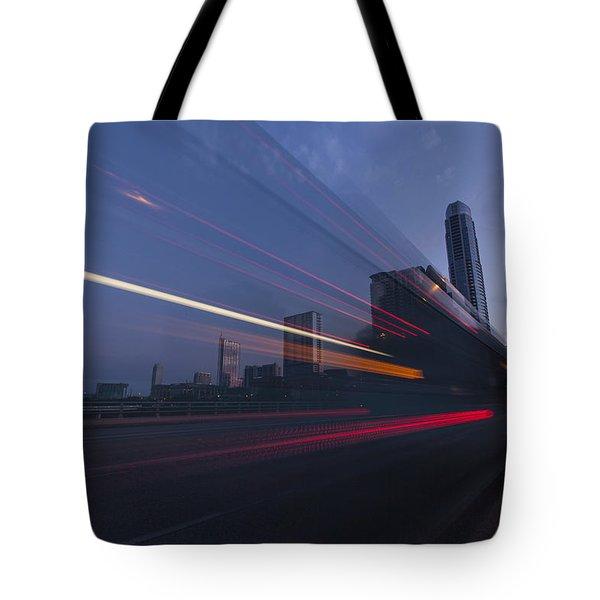 Rapid Transit Tote Bag