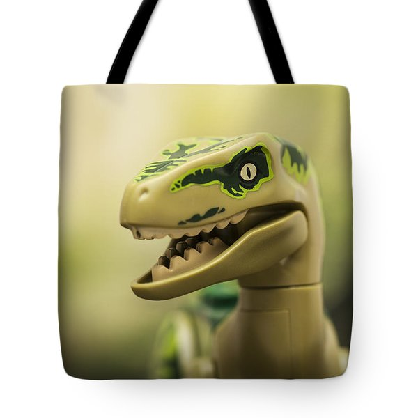 Raptor On The Prowl Tote Bag
