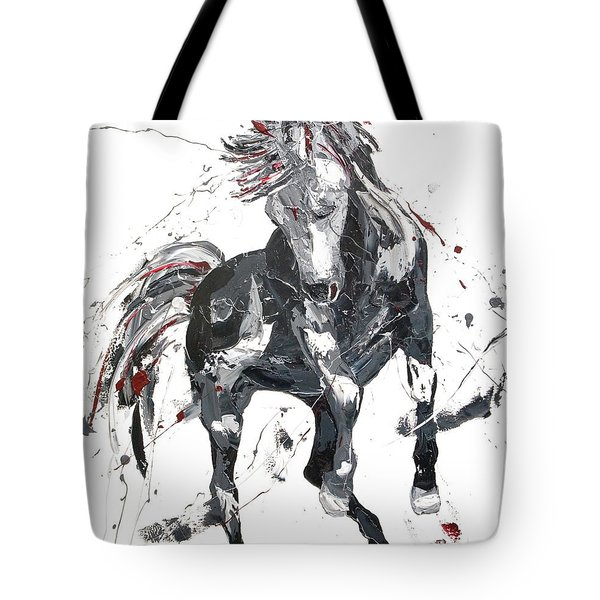 Rapture Tote Bag by Penny Warden