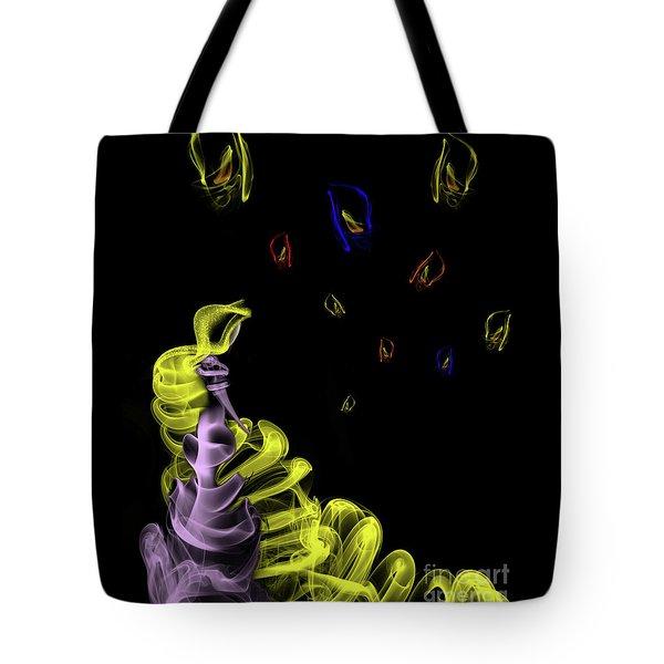 Rapunzel's Magic Hair Tote Bag
