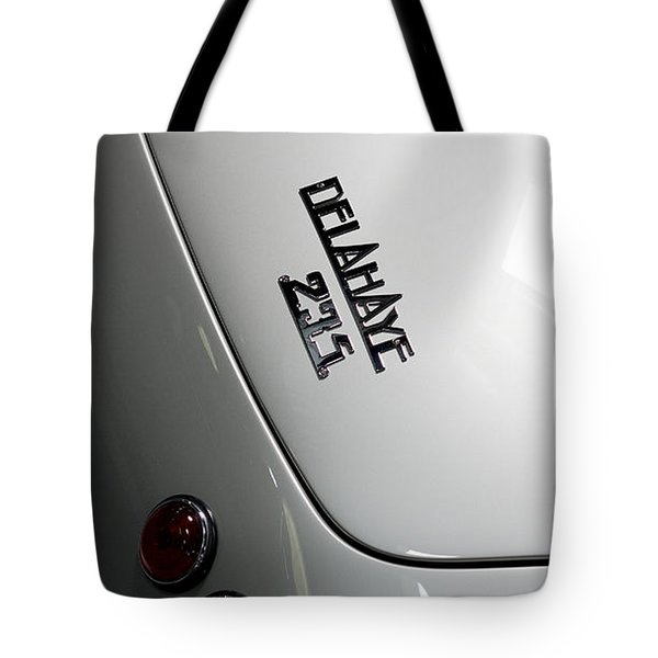 Tote Bag featuring the photograph Rare Cabriolet by Jason Abando