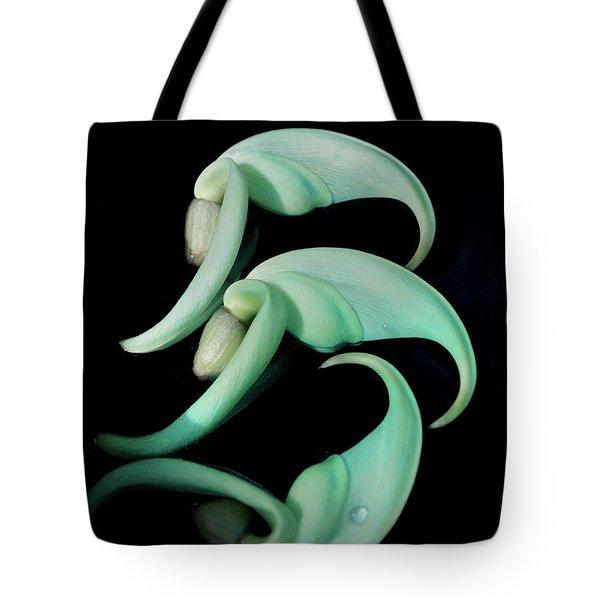 Rare Orchid Petals Tote Bag
