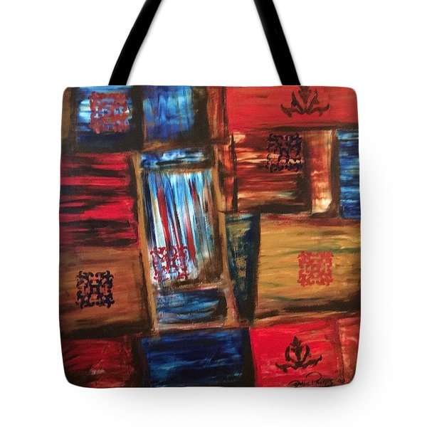 Rare Passage Tote Bag
