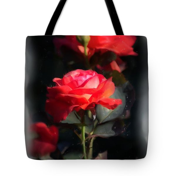 Tote Bag featuring the digital art r.'Artistry' 3035g by Brian Gryphon