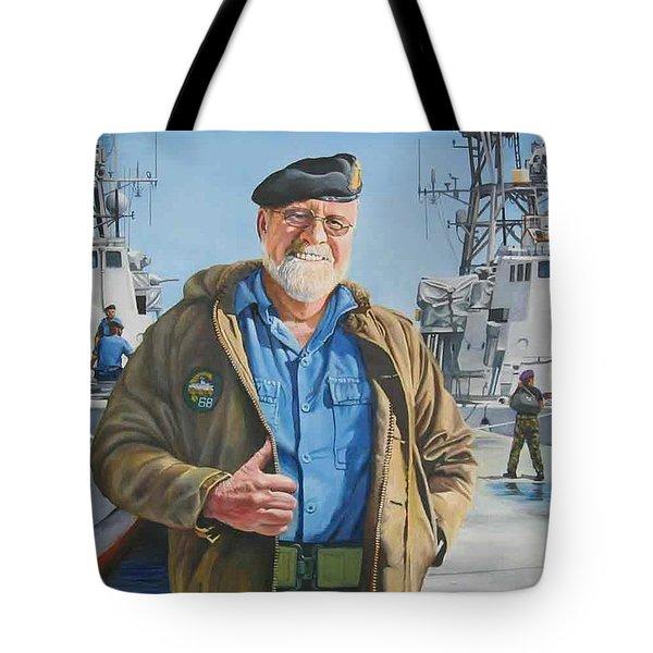 Ras Tote Bag by Tim Johnson