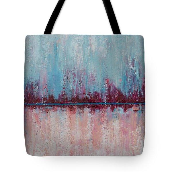 Raspberry Parfait Tote Bag by Suzzanna Frank