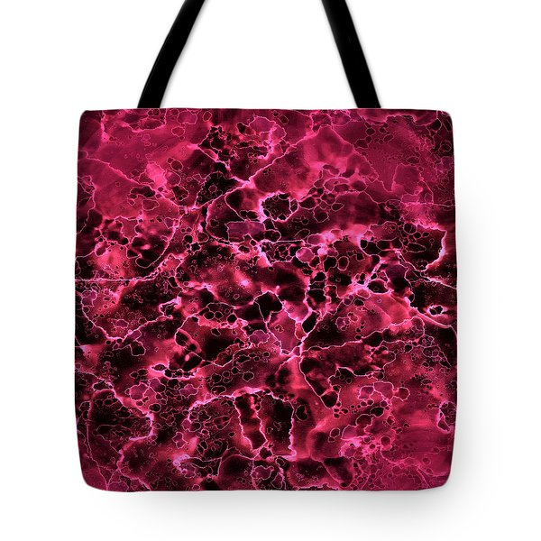 Abstract 2 Tote Bag by Patricia Lintner