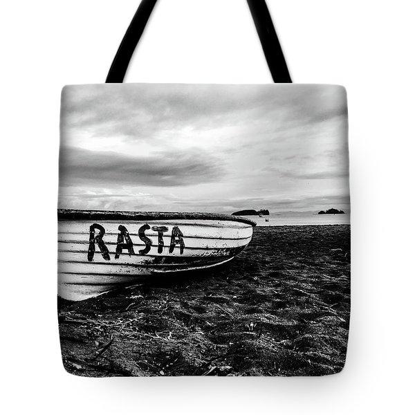 Rasta Noire  Tote Bag