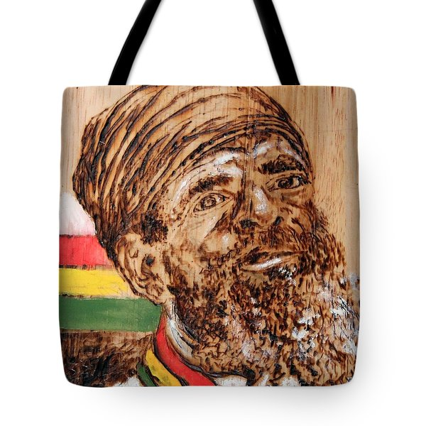 Rastaman Tote Bag