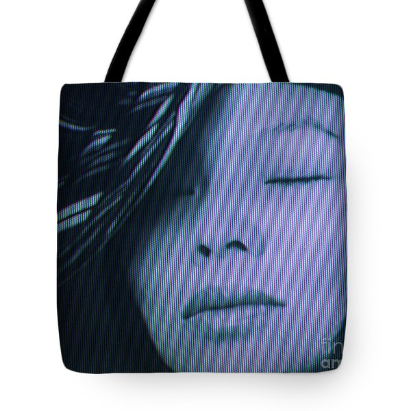 Tote Bag featuring the photograph Screen #38 by Hans Janssen