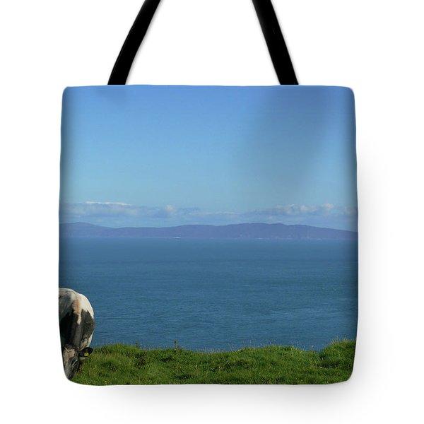 Rathlin Island Tote Bag