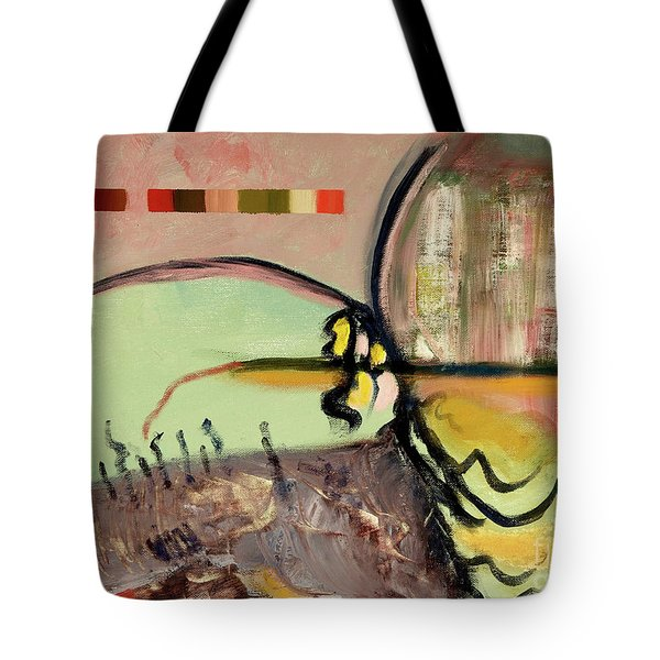 Rational Thought Begins Here Tote Bag