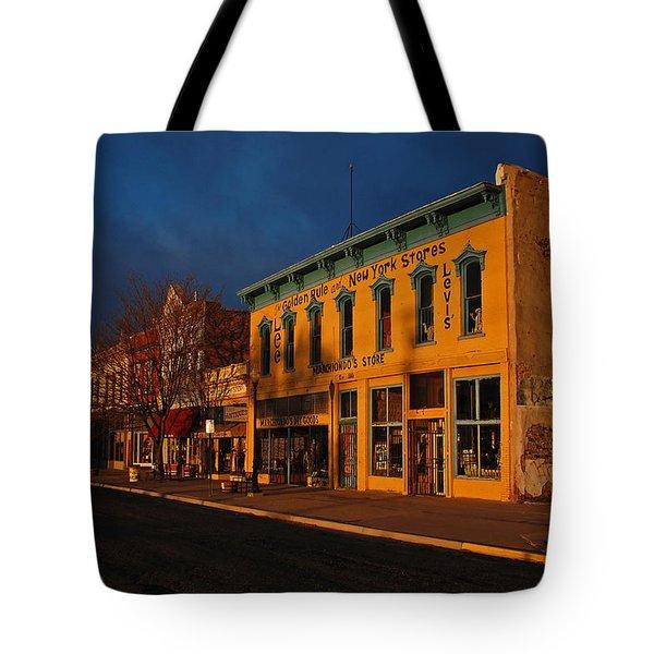 Raton Historic District Tote Bag