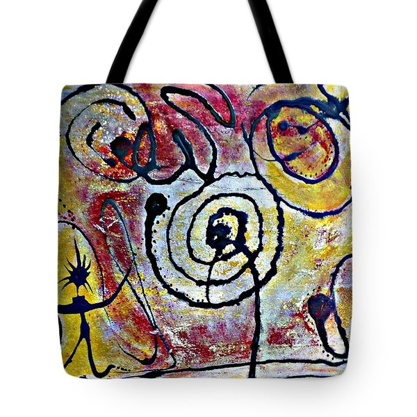 Rattle Tote Bag