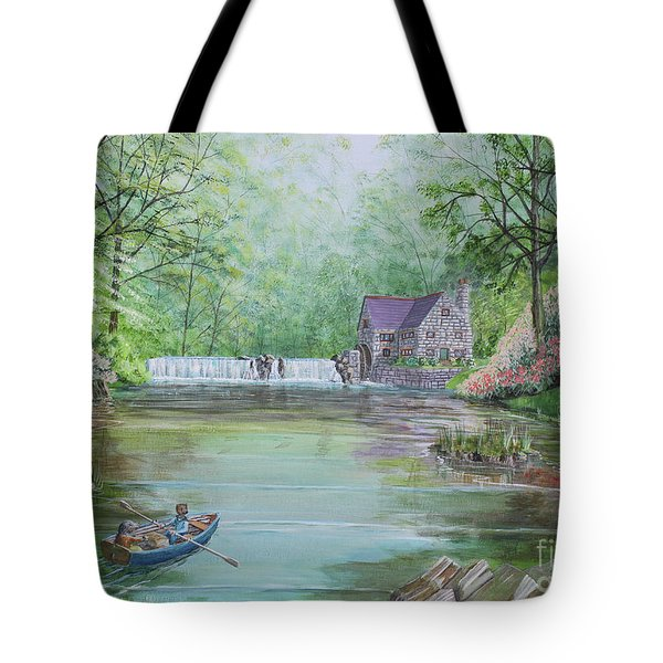 Ratty And Mole's Grand Day Out Tote Bag