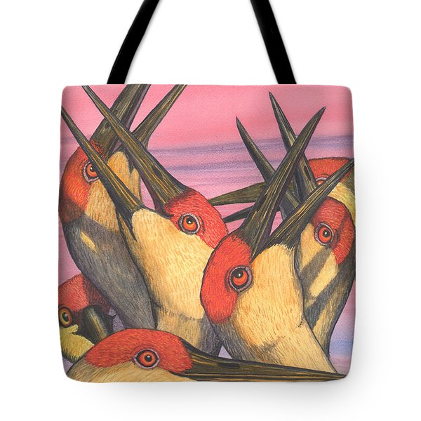 Raucous Caucus Tote Bag
