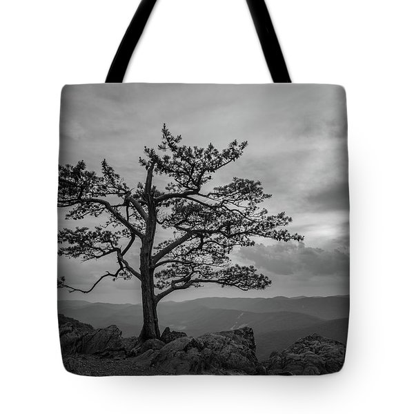 Raven's Roost Tote Bag