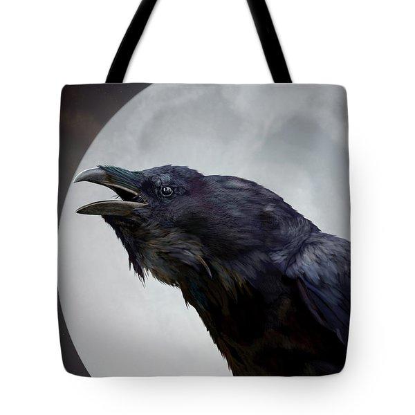 Ravensong Tote Bag
