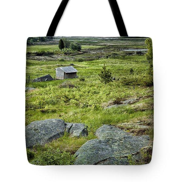 Ravine Pasture Tote Bag