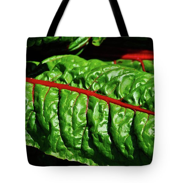 Tote Bag featuring the photograph Raw Food by Harry Spitz