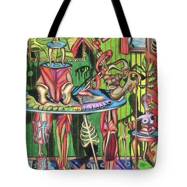 Raw Garnishings Tote Bag