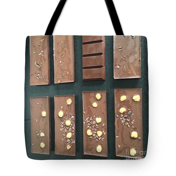 Raw Vegan Chocolate  Tote Bag