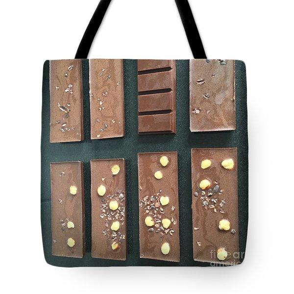 Raw Vegan Chocolate  Tote Bag