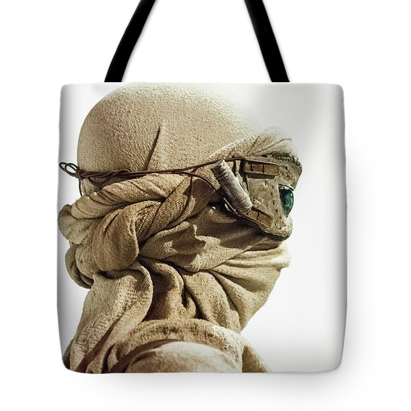 Tote Bag featuring the photograph Ray From The Force Awakens by Micah May