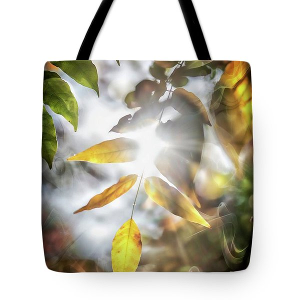 Ray Of Hope Tote Bag
