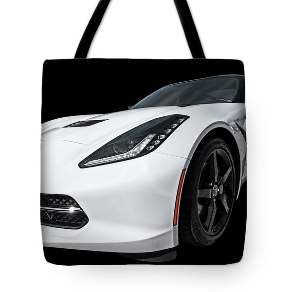Ray Of Light - Corvette Stingray Tote Bag
