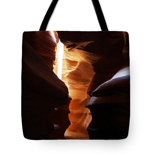 Ray Of Light Tote Bag